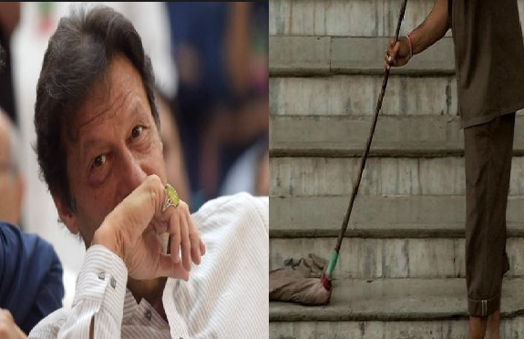 Christian should be appointed as a sweeper instead of Muslims: Swabi Councillor