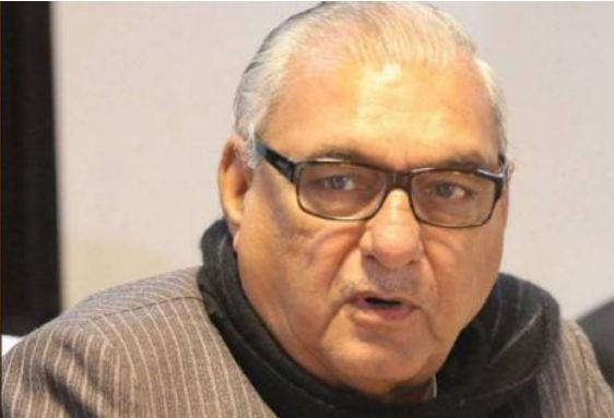 CBI registers land scam case against former CM of Haryana