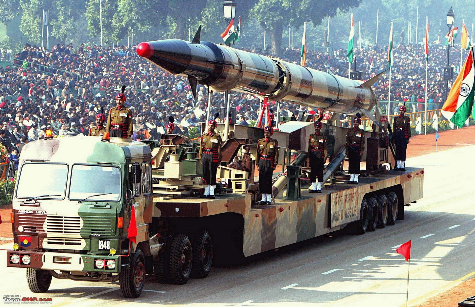 Largest Indian Defence Budget of Time!