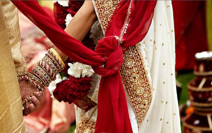 Breaking the norm of gaudy marriages, an IAS to spend only 18,000 on son's marriage!