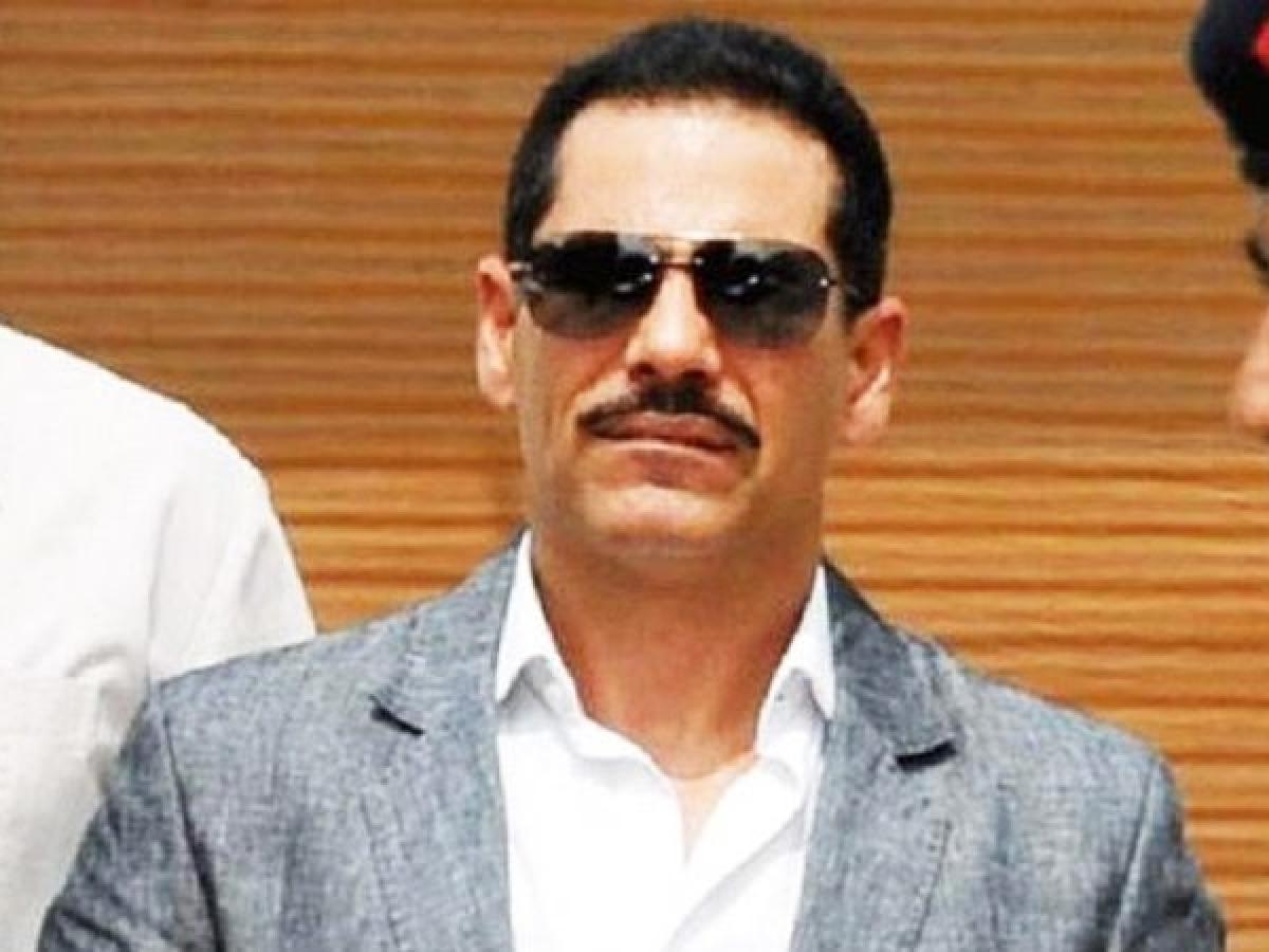 ED to provide copies of seized documents to Robert Vadra