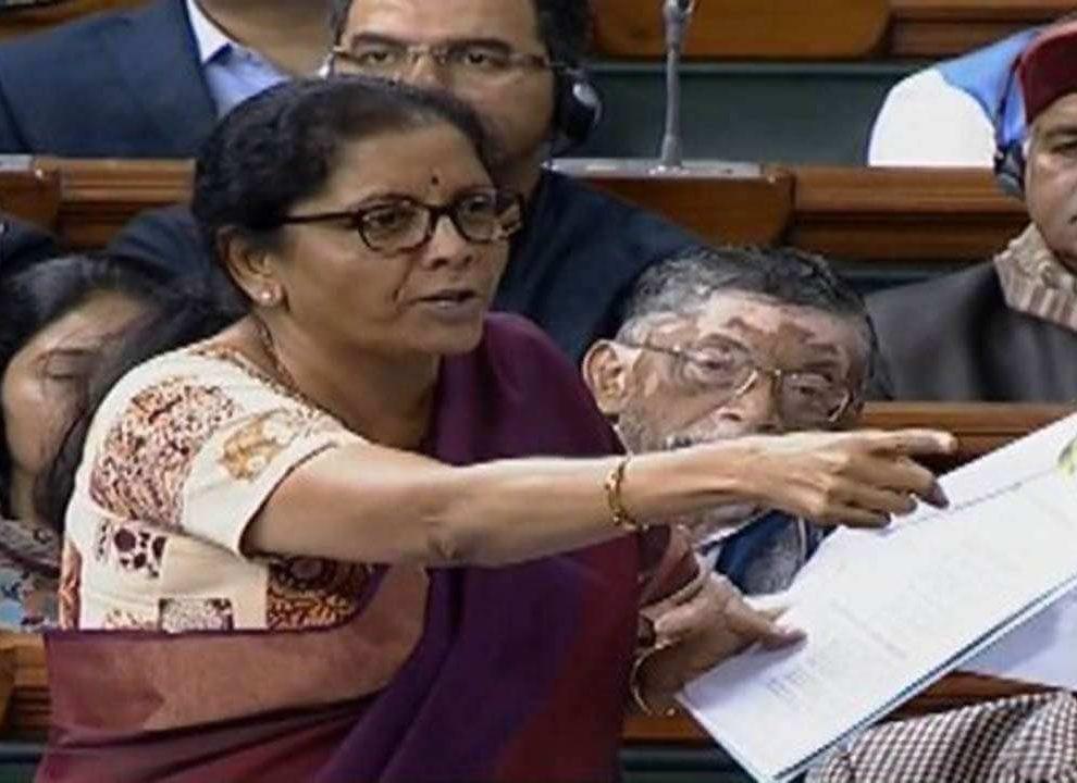 Defense Minister, Nirmala Sitharaman's counter on Rahul Gandhi's Rafale charges!