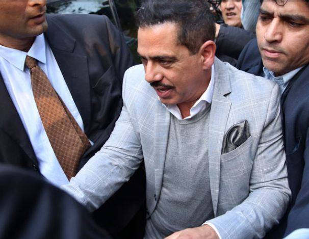 Money laundering case: Robert Vadra appears before ED for third time