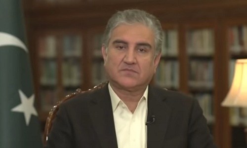 Pakistan Foreign Minister says, Indian Pilot not released under pressure!