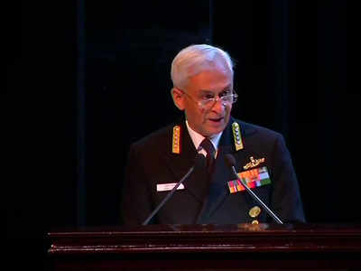 Naval Chief warns on threat of seaborne state – sponsored terror attacks