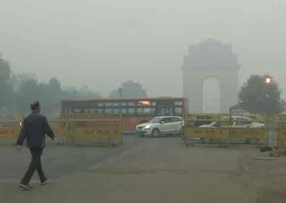 Delhi stands first in study of Polluted Cities by Greenpeace