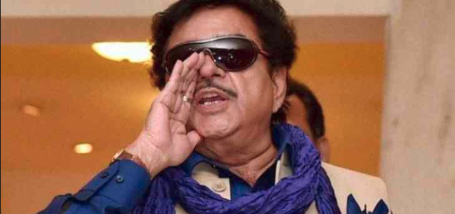 Shatrughan Sinha to resign BJP and join Congress !