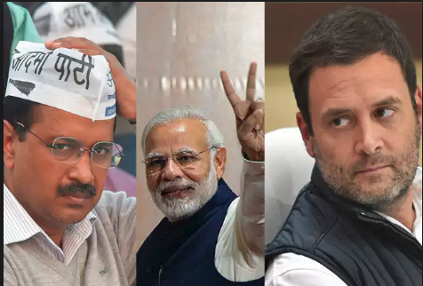 Lok Sabha Polls 2019 Updates – Second list of NDA candidates declared, AAP rejects alliance,Congress to announce candidates!