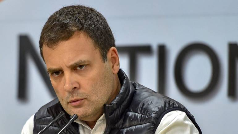 """Rahul Gandhi doesn't believe IAF, he doesn't belief SC not he believes CAG"" – Ravi Shankar Prasad and Arun Jaitley"