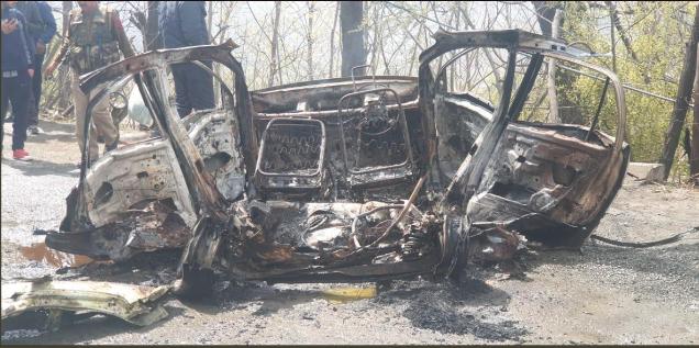 Blast near Jawahar Tunnel at Jammu & kashmir's Banihal!
