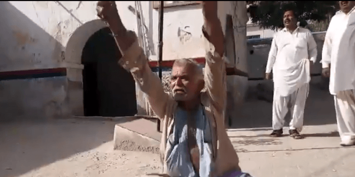 Hindu Father in Pak grieves – India raises against forcible conversion of Hindu sisters !