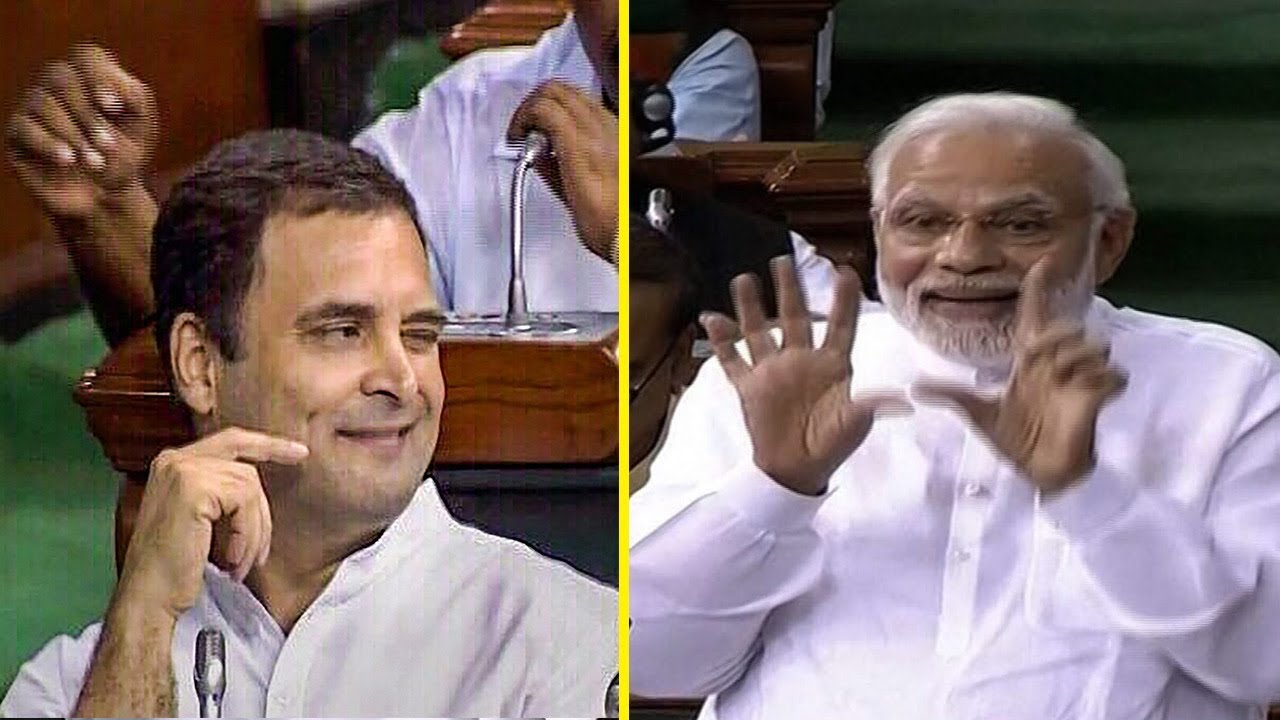 Tweets are flooding with vote appeals- Check how BJP and INC are seeking votes!