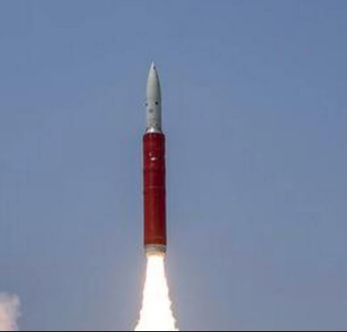 US takes note of India's anti-missile test