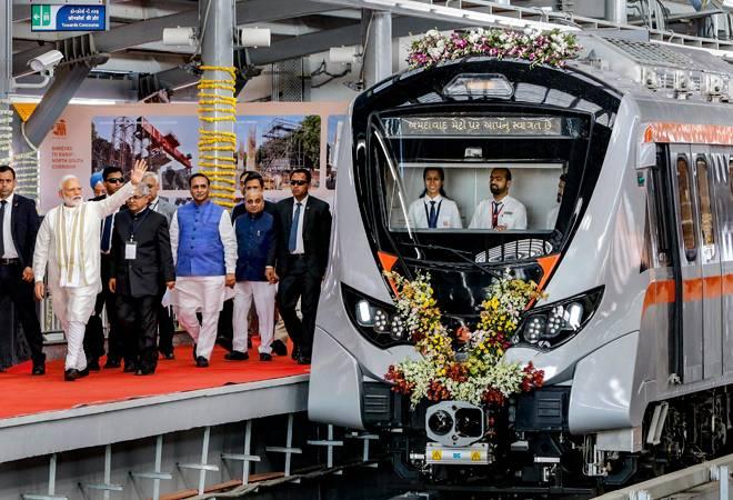 Ahmedabad: Finally the city gets Metro rail!