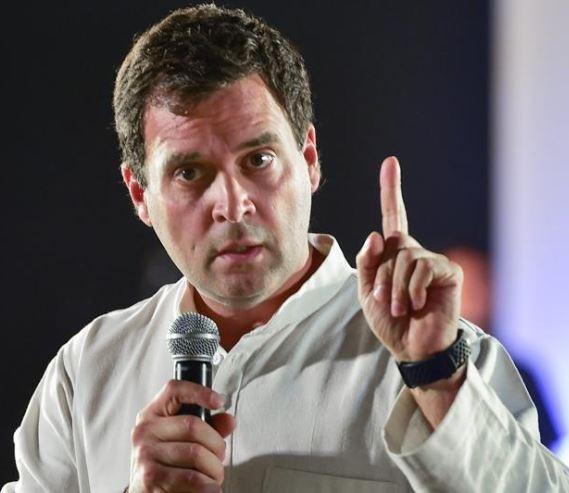 LOk Sabha Election 2019 Live updates  A plot to destroy Arunachal: Rahul Gandhi