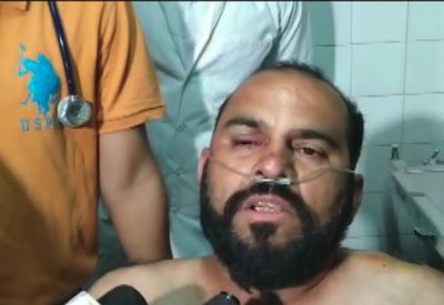 My wife was pregnant when Patidar Agitation occurred – Man who slapped Hardik Patel
