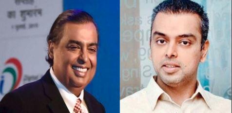 Mukesh Ambani and Uday Kotak endorse Congress' Milind Deora – Lok Sabha Poll 2019