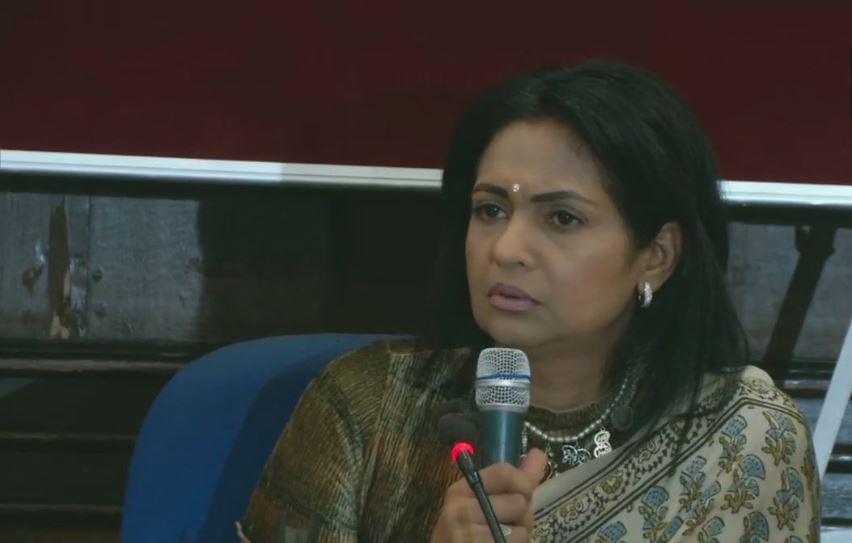 'ટિકિટ નહીં મળવાને પર્સનલ ઇસ્યુ નહીં બનાવું, PM મોદીને સપોર્ટ કરીશ'- કવિતા ખન્ના