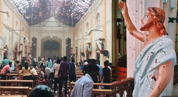 9 Pakistani arrested for suicide attacks bombings at Shri Lanka