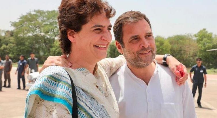 """Rahul was born in India, everyone saw that"": Priyanka Gandhi on Rahul's Citizenship"