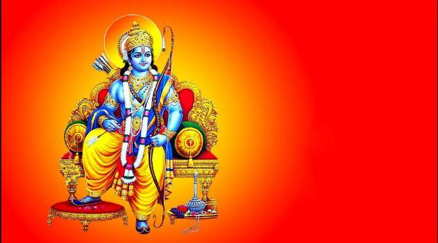 """રામનામનો મહિમા છે અપરંપાર: """"રામ રામેતિ રમે રામે મનોરમે, સહસ્ત્રનામ તતુલ્યં રામનામ વરાનને"""""""