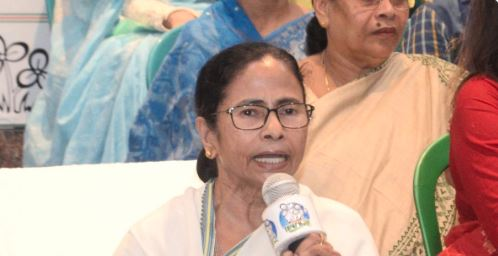 TMC complaints EC about firing by security forces personnel in Birbhum booth