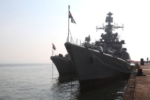 France, India begin 'Varuna' naval exercise off Goa coast