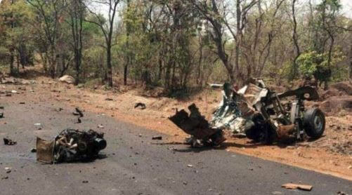Gadchiroli Maoist attack, 16 Security Personnel martyred – Major Naxal Violence of the Year