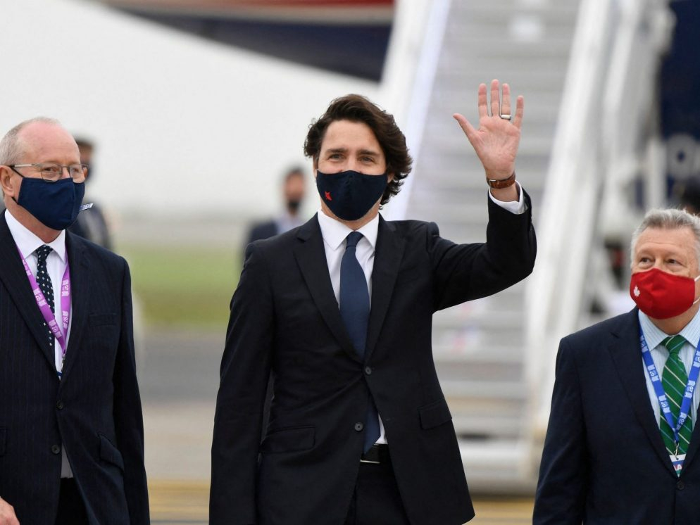 Let's Talk About Sanctions, Taliban Are Terrorists: Canada PM Justin Trudeau