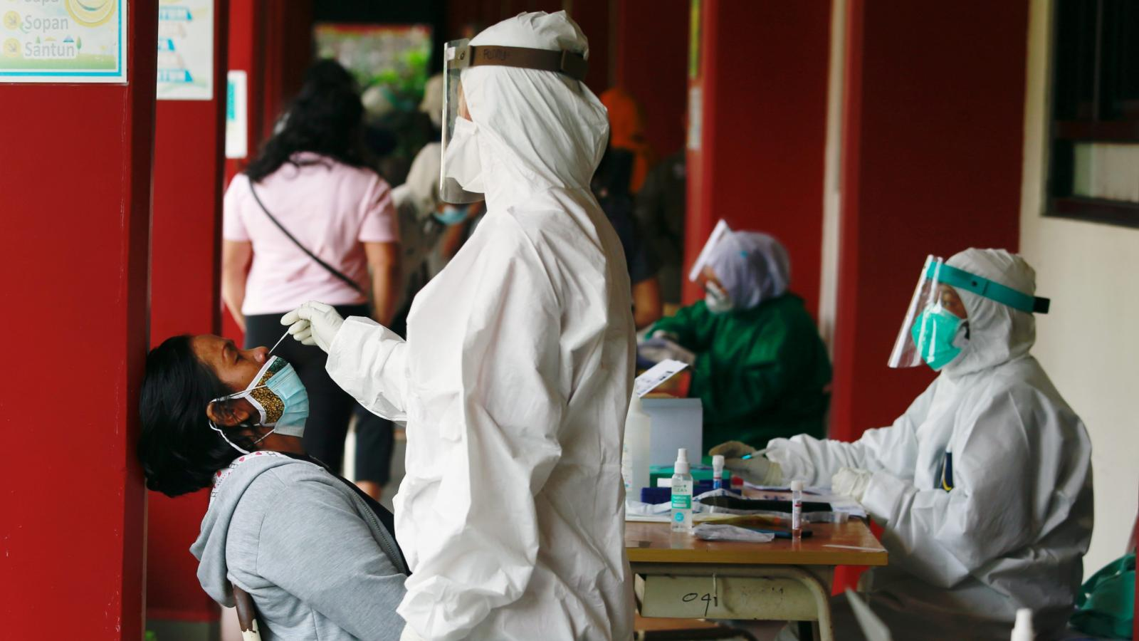 Indonesia extends lockdown after Covid-19 cases decrease