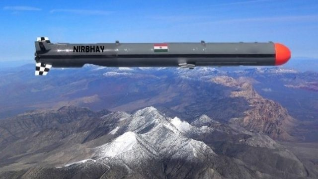 """Nirbhay Cruise Missile Test Fired, """"Partially Successful:"""" DRDO"""