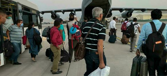 Afghanistan: More than 250 Indian nationals are waiting for rescue