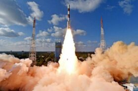 isros-2020-target-sun-mission-gaganyaan-test-10-satellite-launches