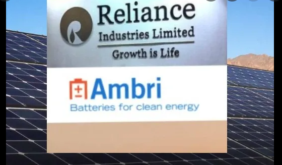 Energy storage: Reliance New Energy Solar invests $ 50 mn in Ambri Inc.