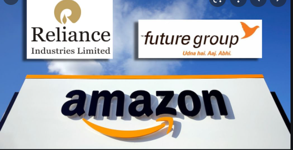 Business: SC clears Amazon's way on Future Group