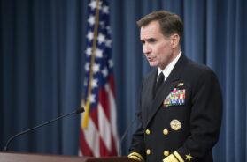 Pentagon_Press_Secretary_Navy_Rear_Adm._John_Kirby_briefs_reporters_at_the_Pentagon,_June_24,_2014_140624-M-EV637-049