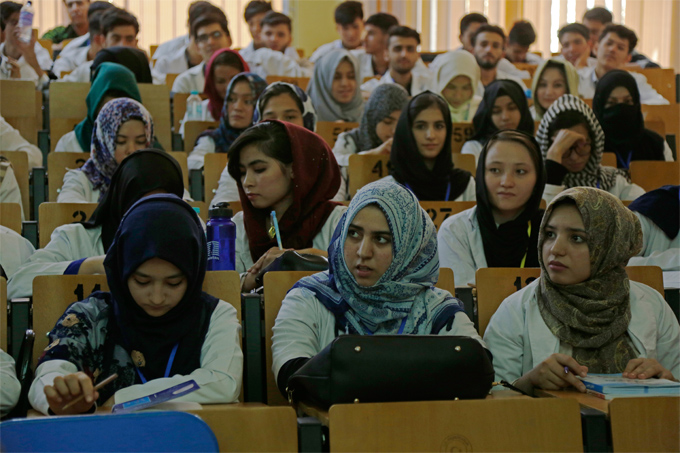 Afghanistan: Private Universities Reopen but with Segregated Classes for Men and Women